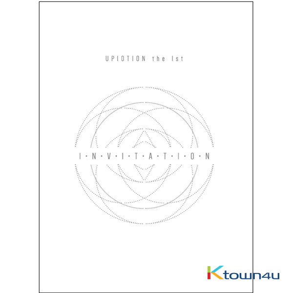 UP10TION - Album Vol.1 [INVITATION] (Silver Ver.)
