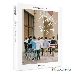 [Photobook] Wanna One Photo essay [We will not lose our memories] First press