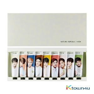[NATURE REPUBLIC] [EXO EDITION] - EXO Hand Cream Set (Limited Edition)