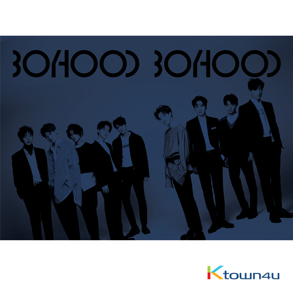 UNB - Mini Album Vo.1 [BOYHOOD]