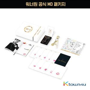 WANNA ONE - 0+1=1(I PROMISE YOU) OFFICIAL MD PACKAGE