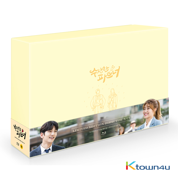 [Blu-Ray] Suspicious Partner Limited Edition Director's Cut Blu-Ray (Ji Chang Wook/Nam Ji Hyun)