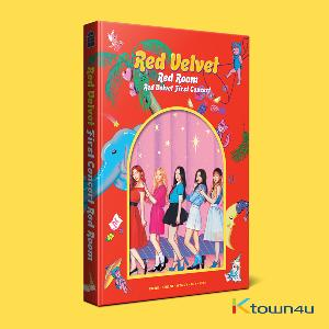 [Photobook] Red Velvet - Red Velvet First Concert Red Room Photobook