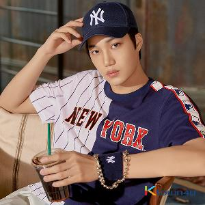 [MLB] EXO - New Crew Original One Point Curve Control (Navy)