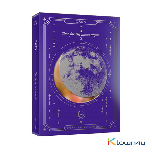 GFRIEND - Mini Album Vol.6 [TIME FOR THE MOON NIGHT] (Night Ver.)