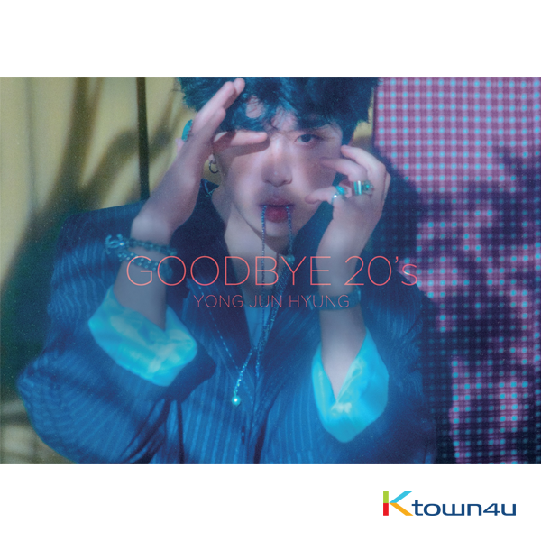 Highlight : Yong Jun Hyung - Album Vol.1 [GOODBYE 20's]