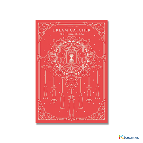 DREAMCATCHER - Mini Album Vol.2 [Escape the ERA] (Inside Ver.)