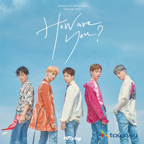 N.Flying - Mini album Vol.4 [HOW ARE YOU?]