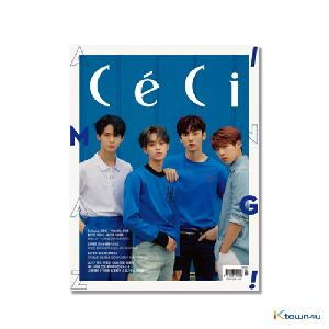 CECI ANOTHER CHOICE 2018.06 A ver (Wanna One : Hwang Min Hyun, Park Woo Jin, Bae Jin young, Lee Dae Hwi 22p Contents GOT7 : Mark) *Bromide Gift
