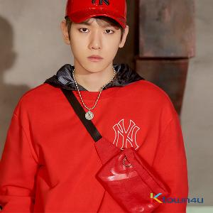 [MLB] EXO - New Crew Pop and KichI Bag (Red)