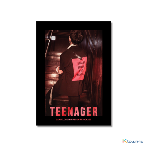 Samuel - Repackage Album [TEENAGER]