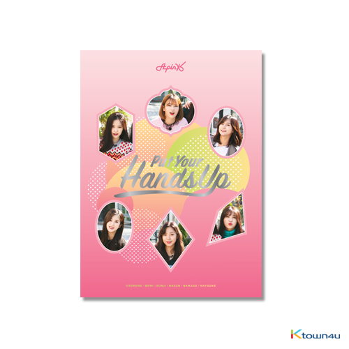 [DVD] Apink - PUT YOUR HANDS UP DVD