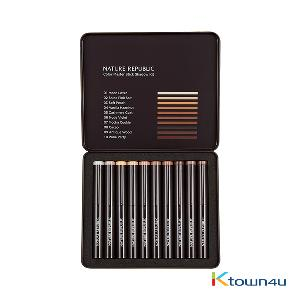 [Not for Sale] [NATURE REPUBLIC] Pro-touch Color Master Stick Shadow Kit