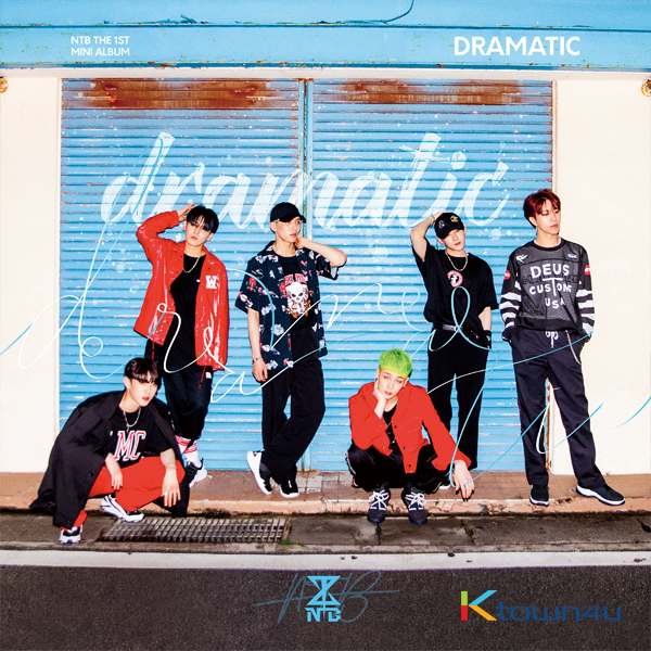 NTB - Mini Album Vol.1 [DRAMATIC]