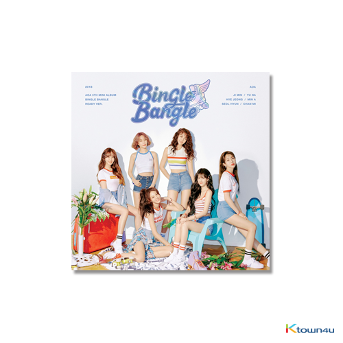 AOA - Mini Album Vol.5 [BINGLE BANGLE] (READY Ver.)