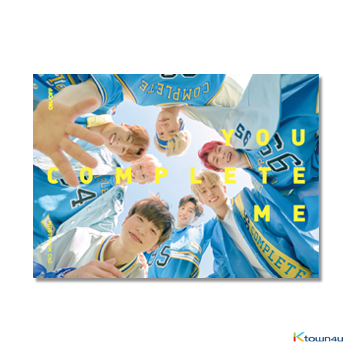 Poster + ONF - Mini Album Vol.2 [YOU COMPLETE ME]
