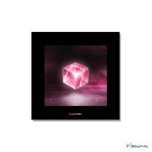 BLACKPINK - Mini Album Vol.1 [SQUARE UP] (BLACK Ver.)
