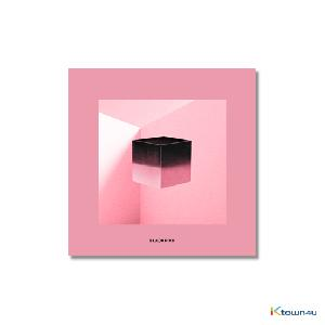 BLACKPINK - Mini Album Vol.1 [SQUARE UP] (PINK Ver.)