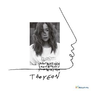Girls' Generation : TaeYeon - Mini Album Vol.3 [Something New]