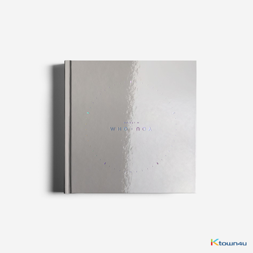 NU`EST W - Album [WHO, YOU] (WHO Ver.)