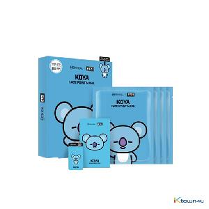 [BT21] MEDIHEAL FACE POINT MASK : KOYA (*Order can be canceled cause of early out of stock)