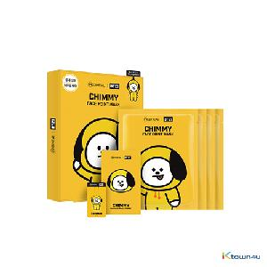 [BT21] MEDIHEAL FACE POINT MASK : CHIMMY (*Order can be canceled cause of early out of stock)