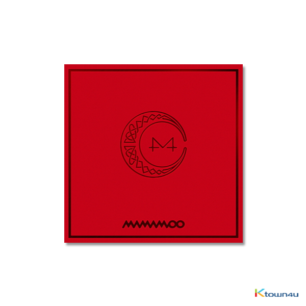 MAMAMOO - Mini Album Vol.7 [RED MOON]