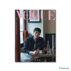 VOGUE 2018.08 A Type (EXO : SEHUN) *Folded Poster gift