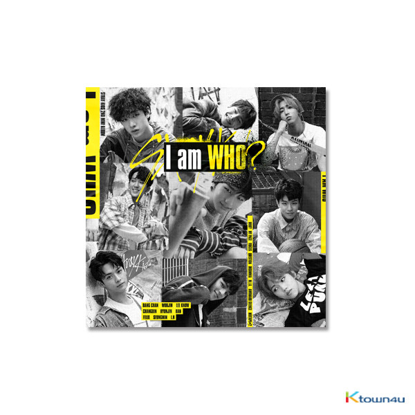 Stray Kids - Mini Album Vol.2 [I am WHO] (Random Ver.)