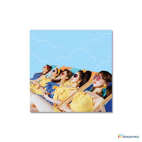 Red Velvet - Summer Mini Album [Summer Magic] (SEULGI Ver.) (First Limited)