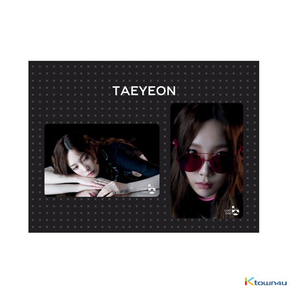 Girls' Generation : TaeYeon - Traffic Card Limited Edition (*Order can be canceled cause of early out of stock)