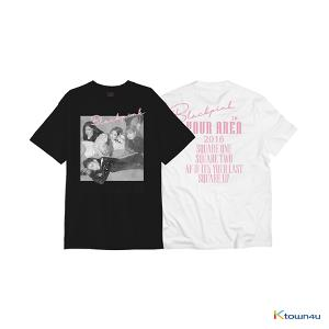 BLACKPINK - SQUAREUP BLACKPINK T-SHIRTS TYPE 1