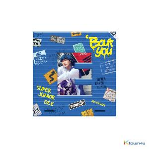 Super Junior D&E - Mini Album Vol.2 [Bout You] (Eun Hyuk Ver.)