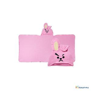 [BT21] HOOD TOWEL : COOKY (*Order can be canceled cause of early out of stock)