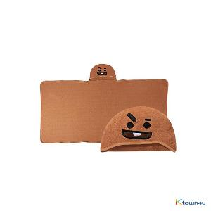 [BT21] HOOD TOWEL : SHOOKY (*Order can be canceled cause of early out of stock)