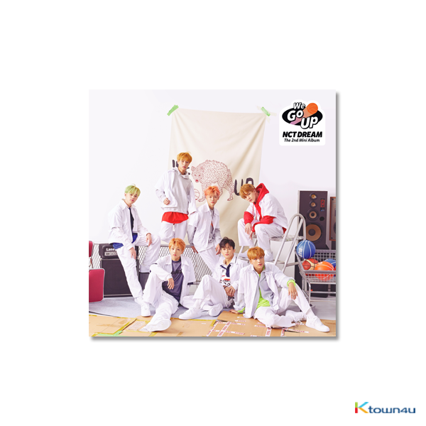 NCT DREAM - Mini Album Vol.2 [We Go Up] *second press
