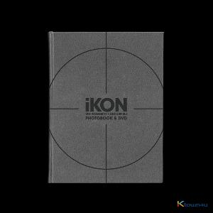 [Photobook&DVD] iKON - iKON 2018 PRIVATE STAGE PHOTOBOOK & DVD