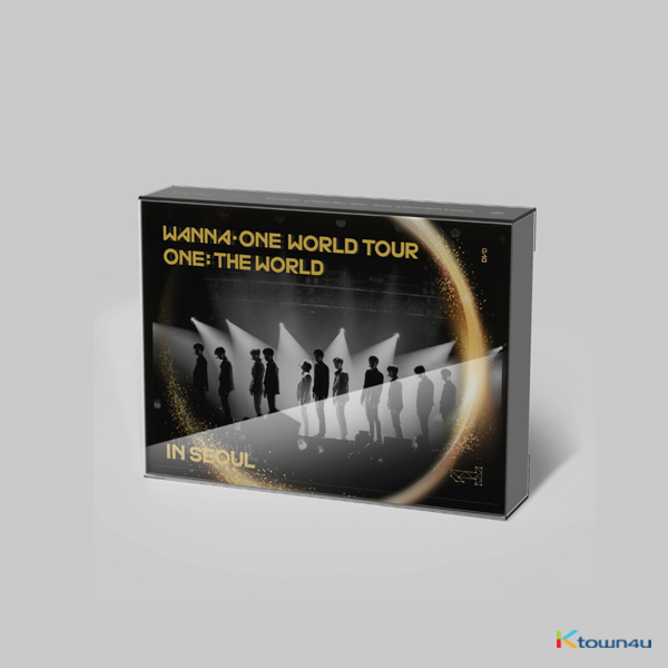 [DVD] WANNA ONE - WANNA ONE WORLD TOUR ONE : THE WORLD IN SEOUL DVD