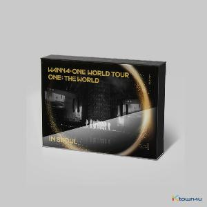 [Blu-Ray] WANNA ONE - WANNA ONE WORLD TOUR ONE : THE WORLD IN SEOUL BLU-RAY