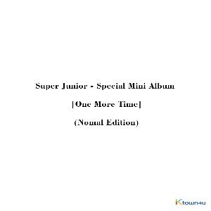 Super Junior - Special Mini Album [One More Time] (Nomal Edition)