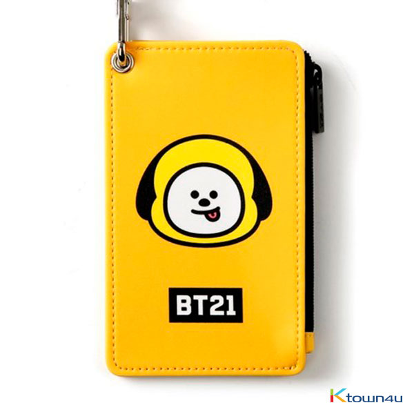 [BT21] STRAP CARD HOLDER : CHIMMY