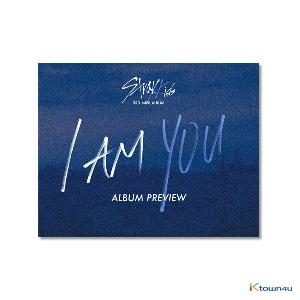 Stray Kids - Mini Album Vol.3 [I am YOU] (Random Ver.)