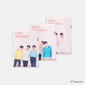 BTS - LENTICULAR L-HOLDER SET [LOVE YOUR SELF]
