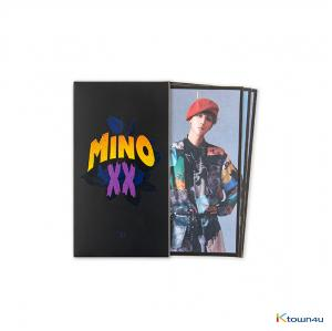 [XX] WINNER : MINO - PHOTO CARD SET