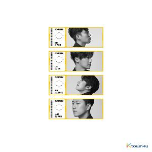 [N.H.A] SECHSKIES - NOW HERE AGAIN BOOKMARK SET
