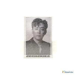 [N.H.A] SECHSKIES - NOW HERE AGAIN ACRYLIC PHOTO FRAME + PHOTO