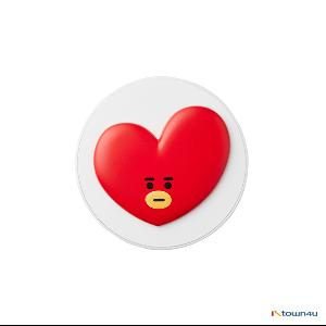 [BT21] REAL WEAR SATIN CUSHION : TATA (*Order can be canceled cause of early out of stock)