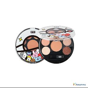 [BT21] EYESHADOW PALETTE (*Order can be canceled cause of early out of stock)