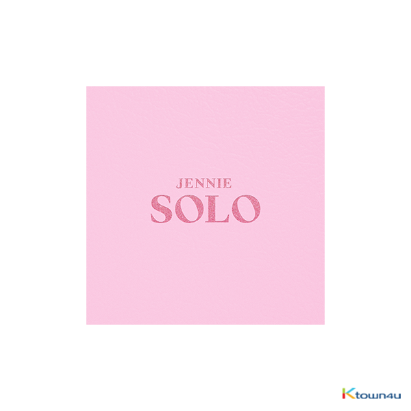 [Photobook] BLACKPINK : JENNIE - JENNIE [SOLO] PHOTOBOOK (Only Ktown4u's Special Gift : Photocard 1pc Limited quantity)
