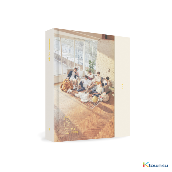 [Photobook] BTS - 2018 BTS EXHIBITION BOOK [오,늘]